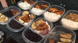 Download Meal prep as a college student! Bulk/Shred Video