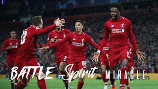 Download Liverpool vs Barcelona UCL 2019 l Cinematic l Miracle night , Epic battle Video