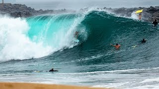 Download SURFING PERFECT WEDGE | JAMIE O'BRIEN Video