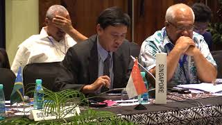 Download Singapore Country Statement, FAO APRC 34, 2018 Video