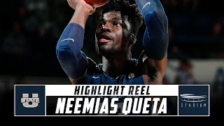 Download Neemias Queta Utah State Basketball Highlights - 2018-19 Season | Stadium Video