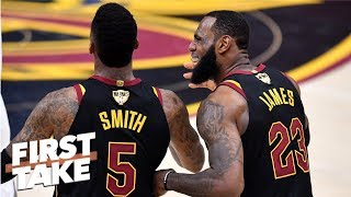 Download Until LeBron wins another title, JR Smith will be known for Finals blunder – Stephen A. | First Take Video