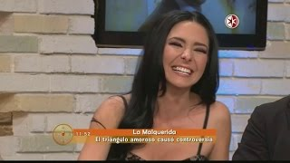 Download Ariadne Díaz en Programa Hoy ► Especial Final La Malquerida 1 Video