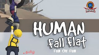 Download Human Fall Fat | Funny Game Play | Road to 111K Subs(23-08-2019) Video