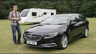 Download The Practical Caravan Vauxhall Insignia Sports Tourer review Video