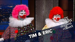 Download 'Tim & Eric's Clown Town' Debuts On Broadway Video
