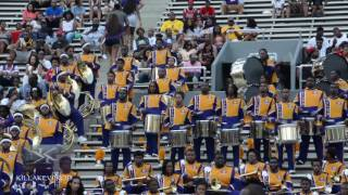 Download Miles College Marching Band - Sections - 2016 Video