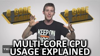 Download How Do CPUs Use Multiple Cores? Video