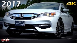 Download 2017 Honda Accord Sport Special Edition SE - Ultimate In-Depth Look in 4K Video