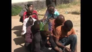 Download Watuhumiwa 10 wafikishwa katika mahakama ya kisutu DSM kwa kujihusisha na uhalifu. Video