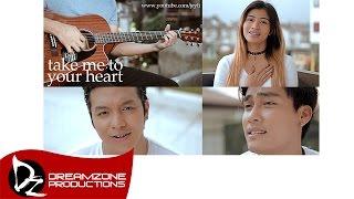 Download Take Me To Your Heart/吻别 (Mash-up) - Sam Mangubat, Jun Sisa, Shane Anja Tarun Video