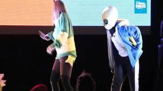 Download Concomics Undertale Performance 2016 Abril - Guadalajara Video