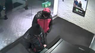 Download ATM skimming team at work Video