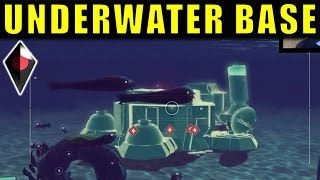 Download No Man's Sky: UNDERWATER BASE! | Crazy Swamp Planet Video