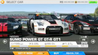 Download Real Racing 3 - Exclusive series (BMW M3 GTS) - Elite series (Lamborghini Murcielago R-SV GT1 Video