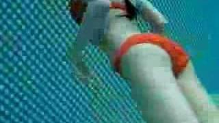 Download Sanyo VPC-CA65 underwater video cam test video Video