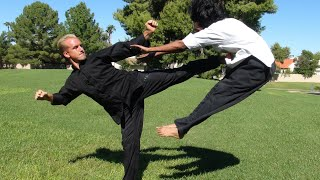 Download Real Kung Fu Fighting, part 1 Video