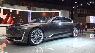 Download 2019 Cadillac CT8 Video