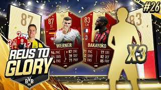 Download 3 WALKOUTS IN A ROW! + SPOTM REUS? | Reus To Glory #26 | FIFA 19 Road To Glory Video