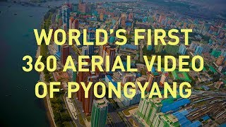 Download World's First Aerial 360 Video Over North Korea 2017 Video
