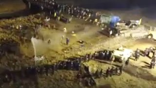 Download Standing Rock Drone Footage Looks Bad, So Government Bans It Video