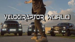 Download VelociRaptor World at Hennessey Performance Video