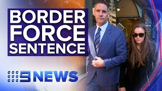 Download Partner of ex-ABF boss avoids jail for misleading corruption investigation | Nine News Australia Video