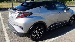 Download Toyota C-HR Hybryd - Exterior - Style - Sport Pack Video