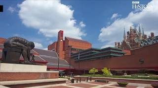 Download Claire Breay on the British Library's new Anglo-Saxon exhibition Video