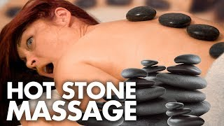 Download Getting a HOT STONE MASSAGE for the First Time?! (Beauty Trippin) Video
