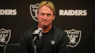 Download Coach Gruden recaps Week 2 vs. Broncos Video