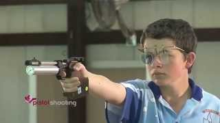 Download The Olympic Sport of Target Pistol Shooting Video