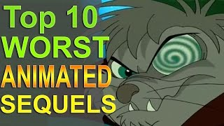 Download Top 10 Worst Animated Sequels Video
