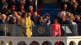 Download Jan. 20, 2009: Inaugural Ceremonies for Barack Obama Video