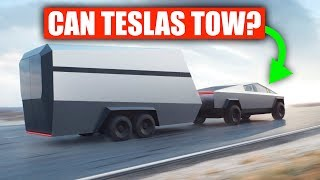 Download Why Teslas Are Bad At Towing (Today) Video