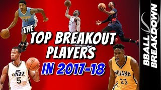 Download Which NBA Players Will BREAK OUT in 2017-18? Video