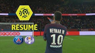 Download Paris Saint-Germain - Toulouse FC (6-2) - Résumé - (PSG - TFC) / 2017-18 Video