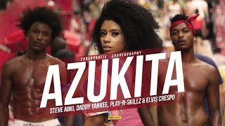 Download AZUKITA- Steve Aoki, Daddy Yankee, Play-N-Skillz & Elvis Crespo/ CHOREOGRAPHY | Ramana Borba Video