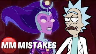 Download Rick and Morty Vindicators 3: The Return of Worldender Mistakes You Missed | Rick and Morty Season 3 Video