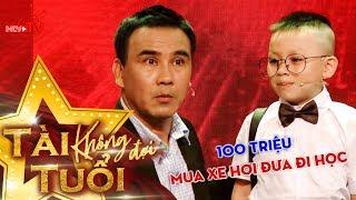 Download Cười không nhặt mồm với tiết mục mới nhất thánh hài 5 tuổi An Khang. Video