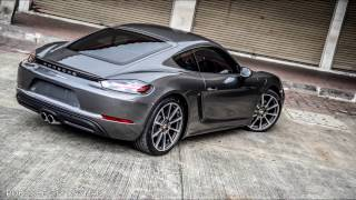 Download 718 Cayman with XPEL Ultimate by Paint Protection Centre Video