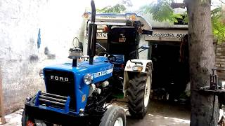Download Ford 3600 tractor modified Video