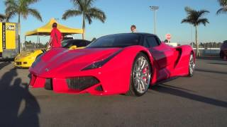 Download ER W70 American Supercar LS7 Powered Monster! Unveiled for public From Exotic Rides & HPDE Video