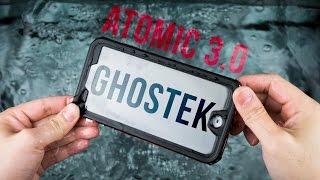 Download Ghostek Atomic 3.0 Waterproof Case for iPhone 7 Plus - Review - A waterproof tank! Video