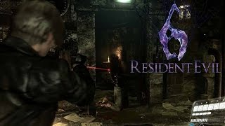 Download Resident Evil 6 #7 - Campanha Leon - Puzzle e Zumbizada Tensa! (Legendado PT-BR) Video
