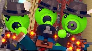 Download Plants vs Zombies Mafia - Police Investigation! (Minecraft Roleplay) #1 Video