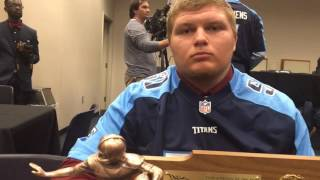 Download Josh Silvey named Class 1A Lineman of the Year Video