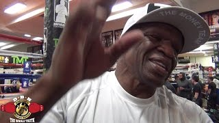 Download MAYWEATHER SR: ″GIVE FLOYD 3 WEEKS OF TRAINING AND HE'LL BEAT (LOMACHENKO) HIM″ Video