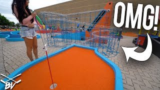 Download I HAVE NEVER SEEN A MINI GOLF HOLE DO THIS!!! Video