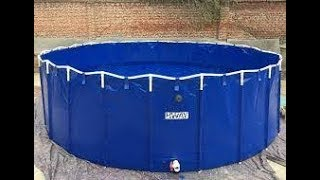 Download What Kind Of Tank Should Use In Biofloc Fish Farming... Video